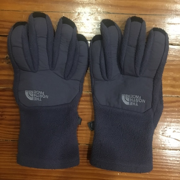 The North Face Other - North Face Purple Ski Gloves Women's Size Medium